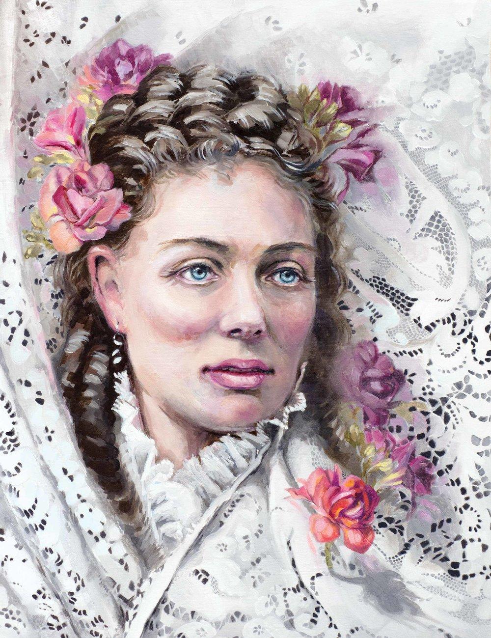 "The Many Names of Mary Alice c. 1874 | 11x14"" | $900"