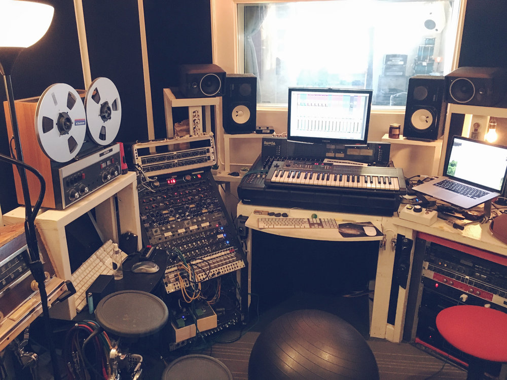 The Space Studios - A studio built by musicians for musicians.