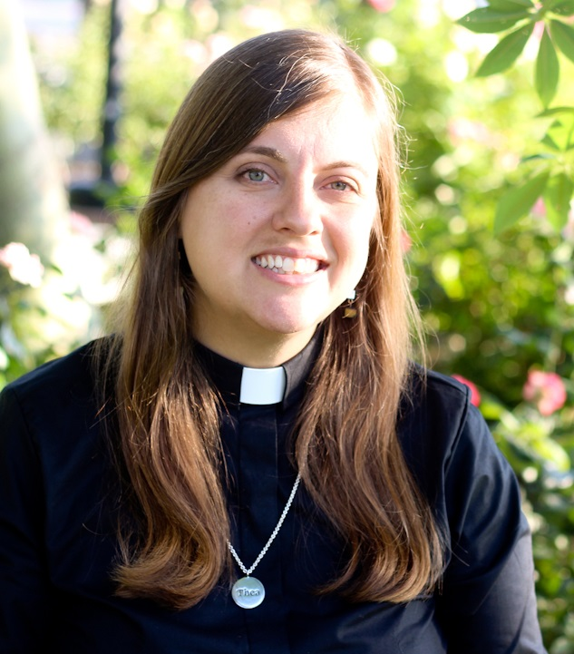 Rev. M. Kate Allen