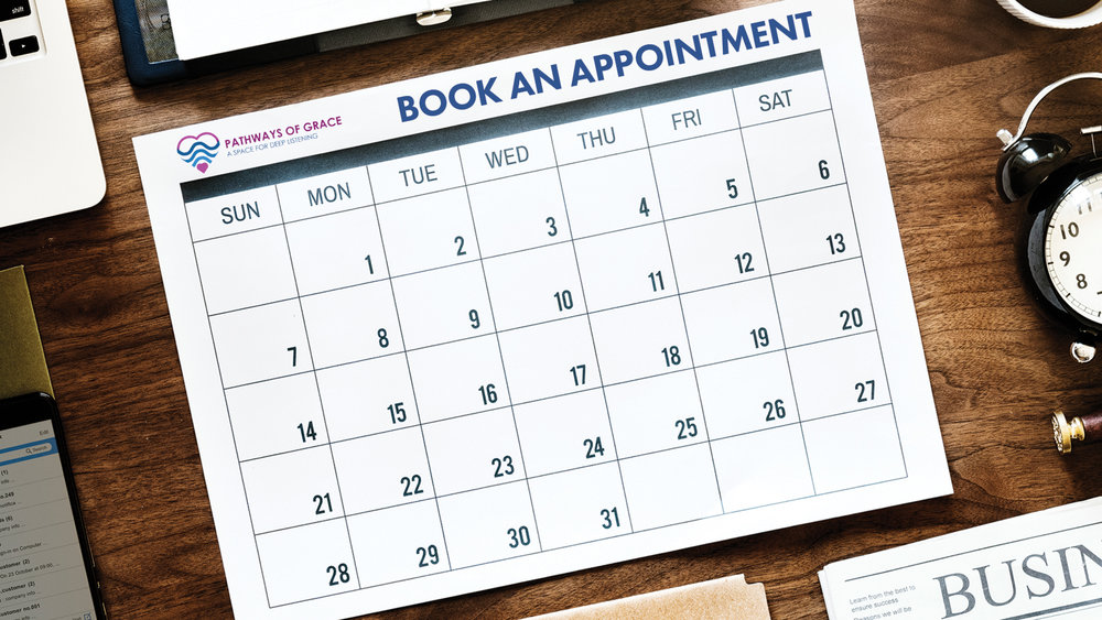 Appointments at Pathways of Grace in Phoenix, Arizona