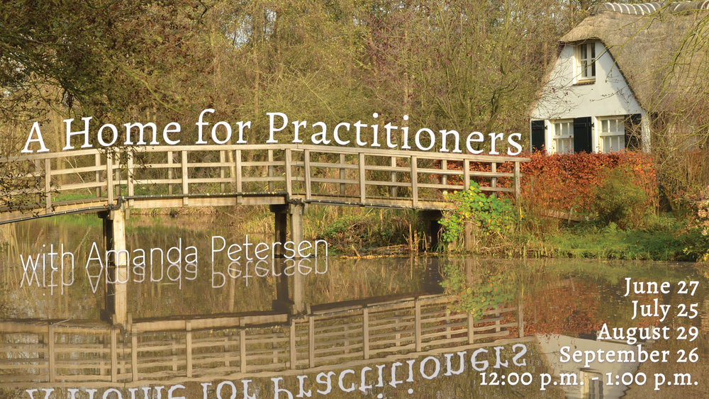 A Home for Practitioners at Pathways of Grace Spiritual Direction in Phoenix, Arizona