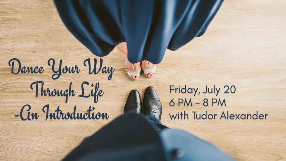 Dance your way through life with Tudor Alexander at Pathways of Grace Spiritual Direction in Phoenix, Arizona.