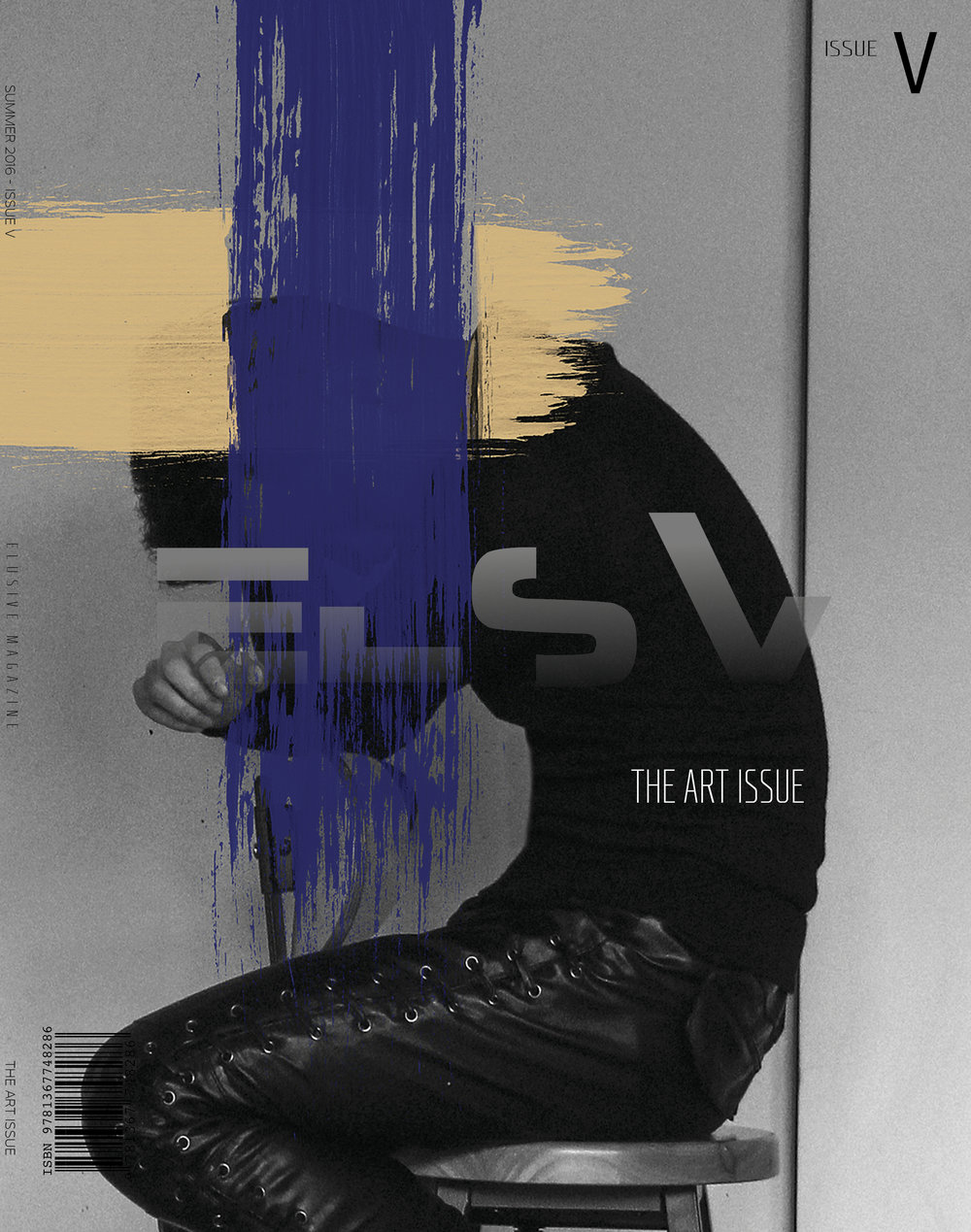 Issue V - The Art Issue - featuring matthew chu