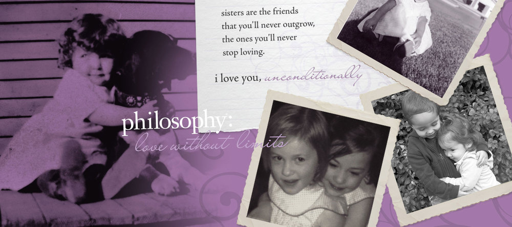 Science + Sensitivity philosophy: unconditional love