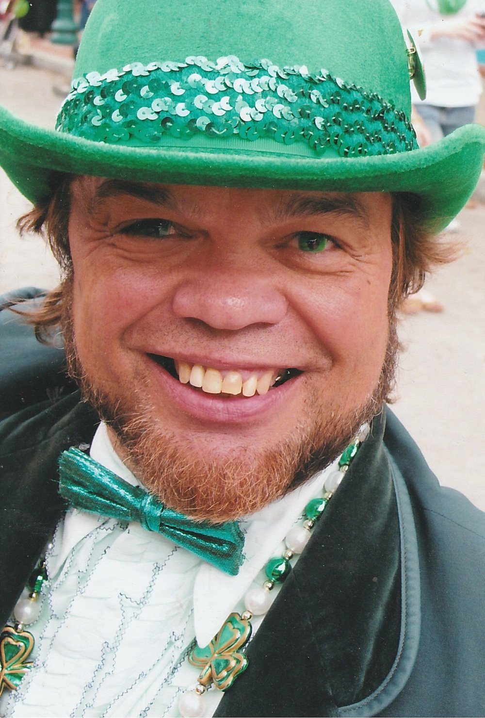 Lucky O'Bean The Leprechaun