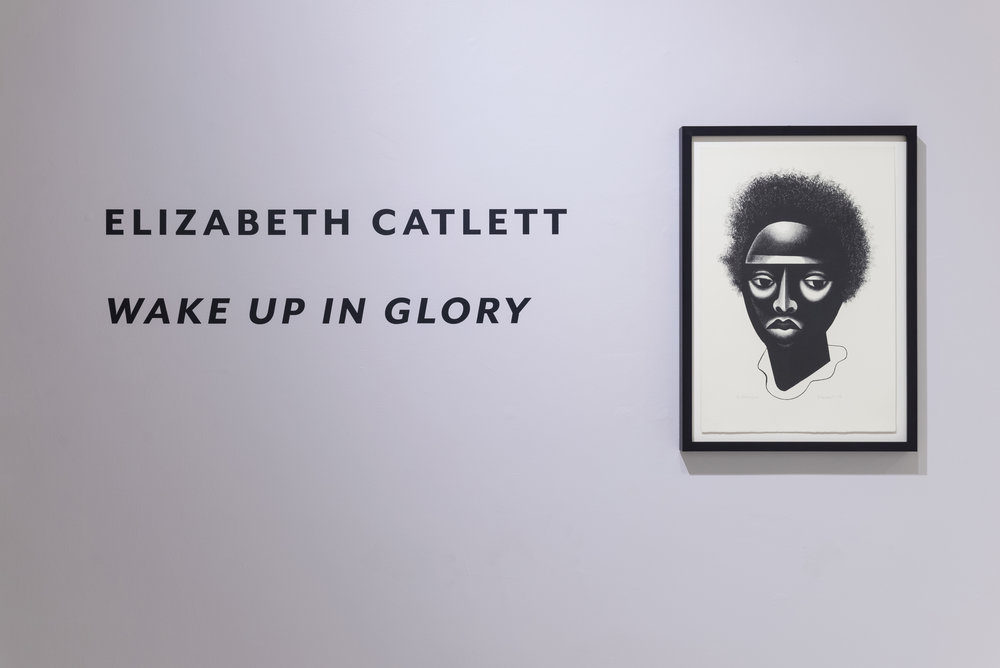 Elizabeth Catlett-Wake up in Glory
