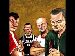 Hooligan cartoons