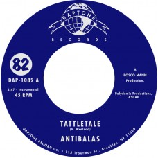 "Antibalas ""Tattletale"" now out on Daptone Records"
