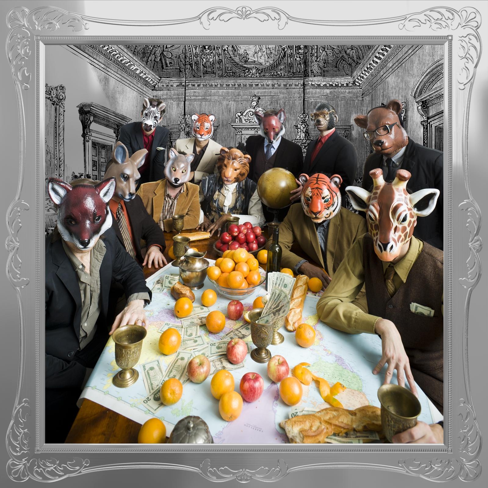 """Antibalas """"Antibalas"""" 2012 Daptone Records"""