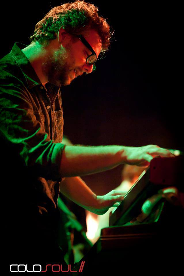 Will Rast, Antibalas Keyboardist