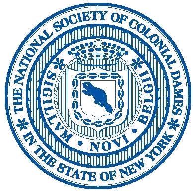 The National Society of Colonial Dames in the State of New York