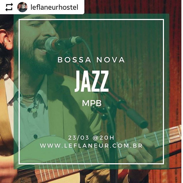 I get to make the coolest music with @rafa_stockholm next week!!! Mark your calendars! #Repost @leflaneurhostel with @instatoolsapp ・・・ Save the date!!! Dia 23/03 as 20hs - JESSICA CURRAN + RAFAEL OLIVEIRA - mais info e RSVP - 3733-7551 ou leflaneur.com.br #floripa #nightlife #sextaanoite #sextaferia #jazznight #jazz #mpb