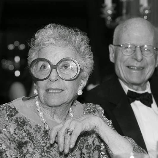 Sylvia and Ben Weinstock