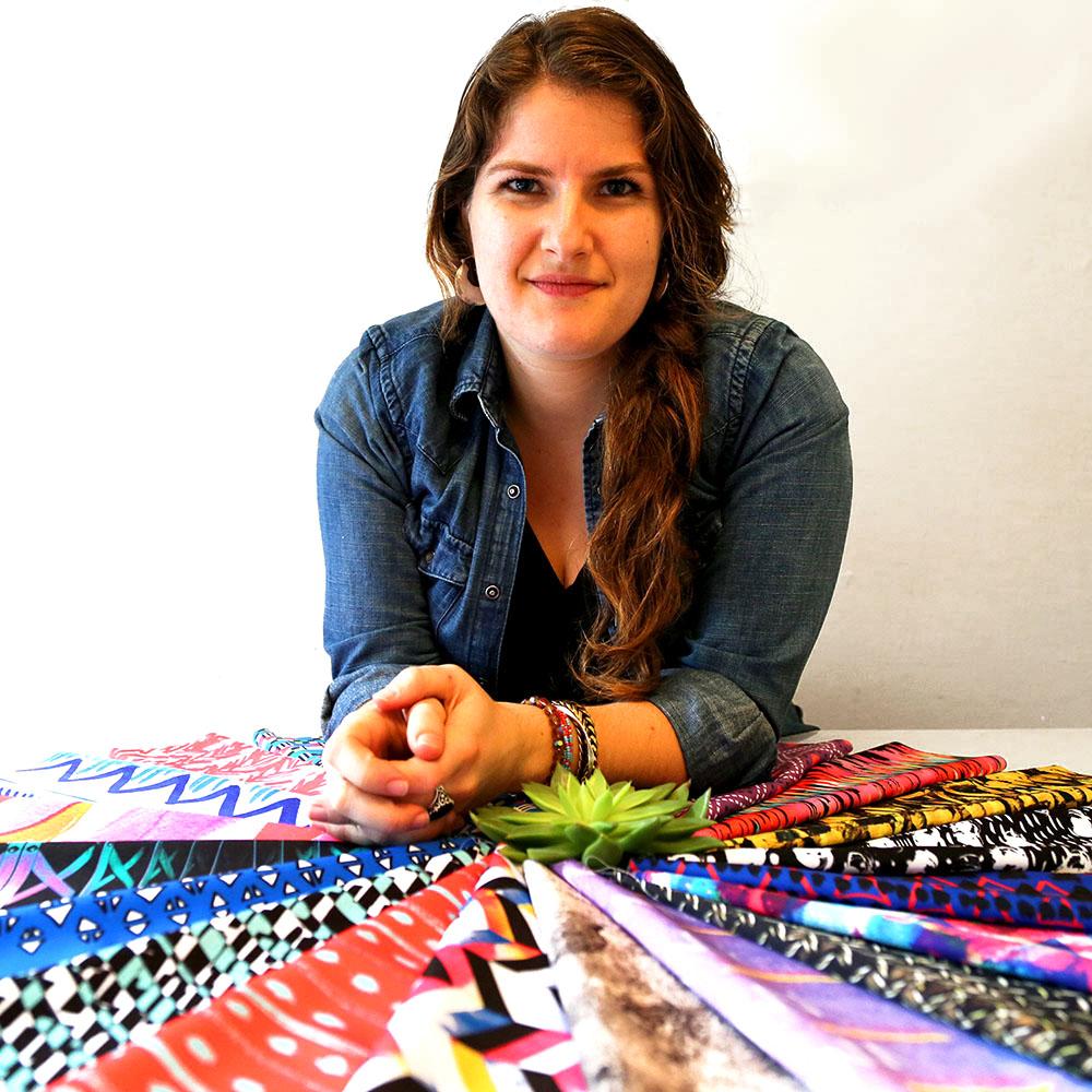 Hi! I'm Micaela. - I'm a textile designer and I love making challenging things possible.Let's talk!►802-249-8489► Brooklyn, New York►Instagram + LinkedIn + Pinterest►micaela@micaelazahnerdesign.com