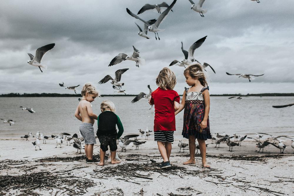 children emotive photography
