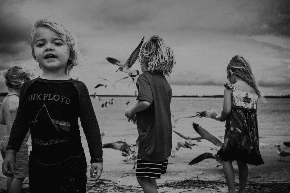 lifestyle children portraits