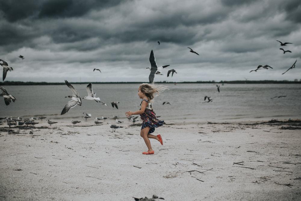 emotional children portraits