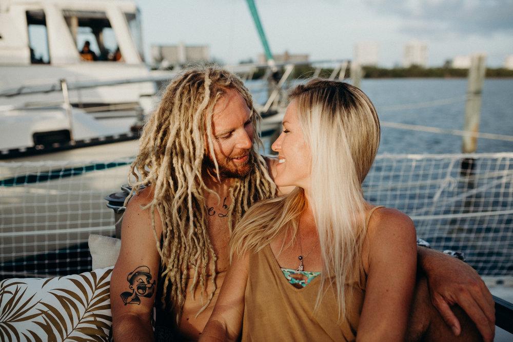 sailboat family session