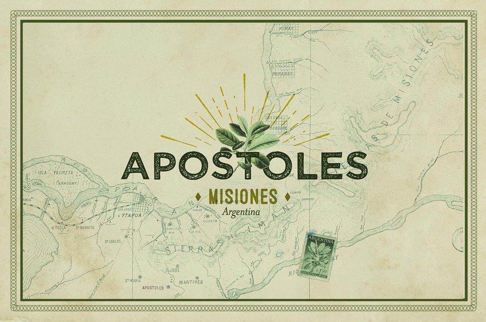 Apostoles-gin