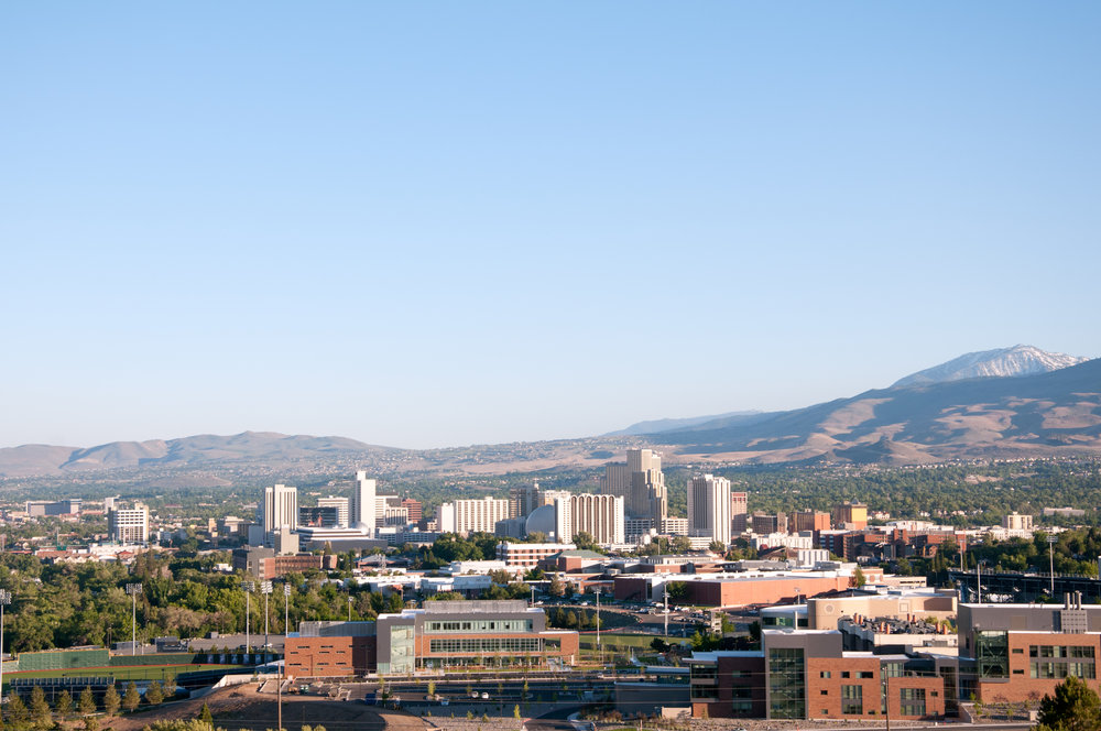 University of Nevada at Reno / REno, NV