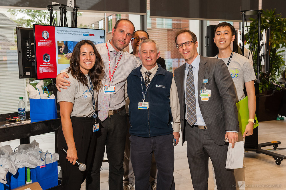 Members of iHub Team, BWH AV Team and Brigham Health CIO, Adam Landman, MD:  Lightchaser Photography / J. Kiely Jr.