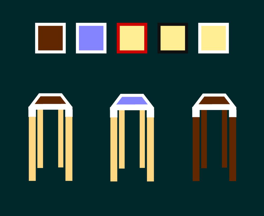 Color Palette Study