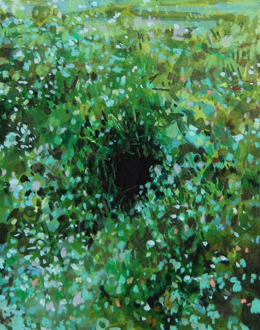 Hole, 2014