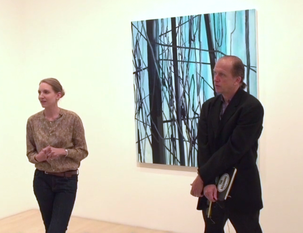 Conversation with John Zinsser, DC Moore Gallery, 2014