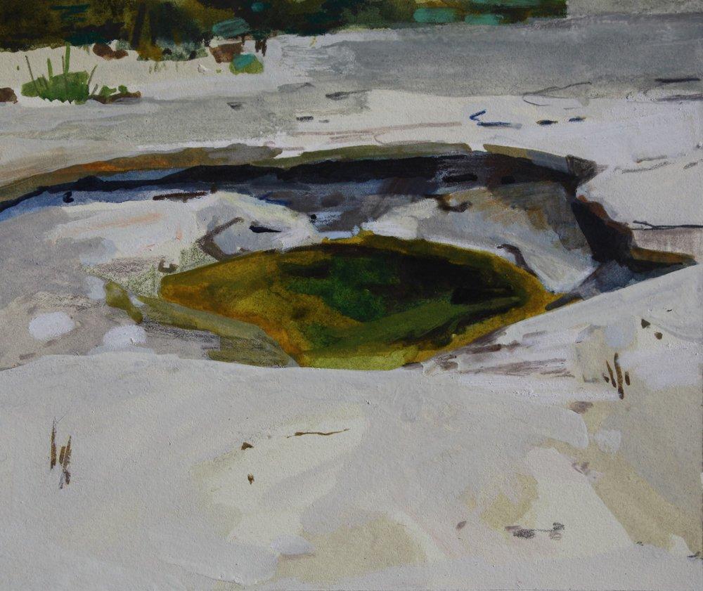 Hole, 2009