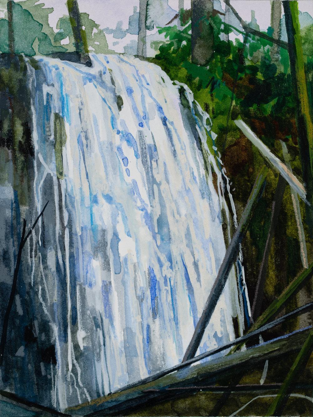 Waterfall, 2018