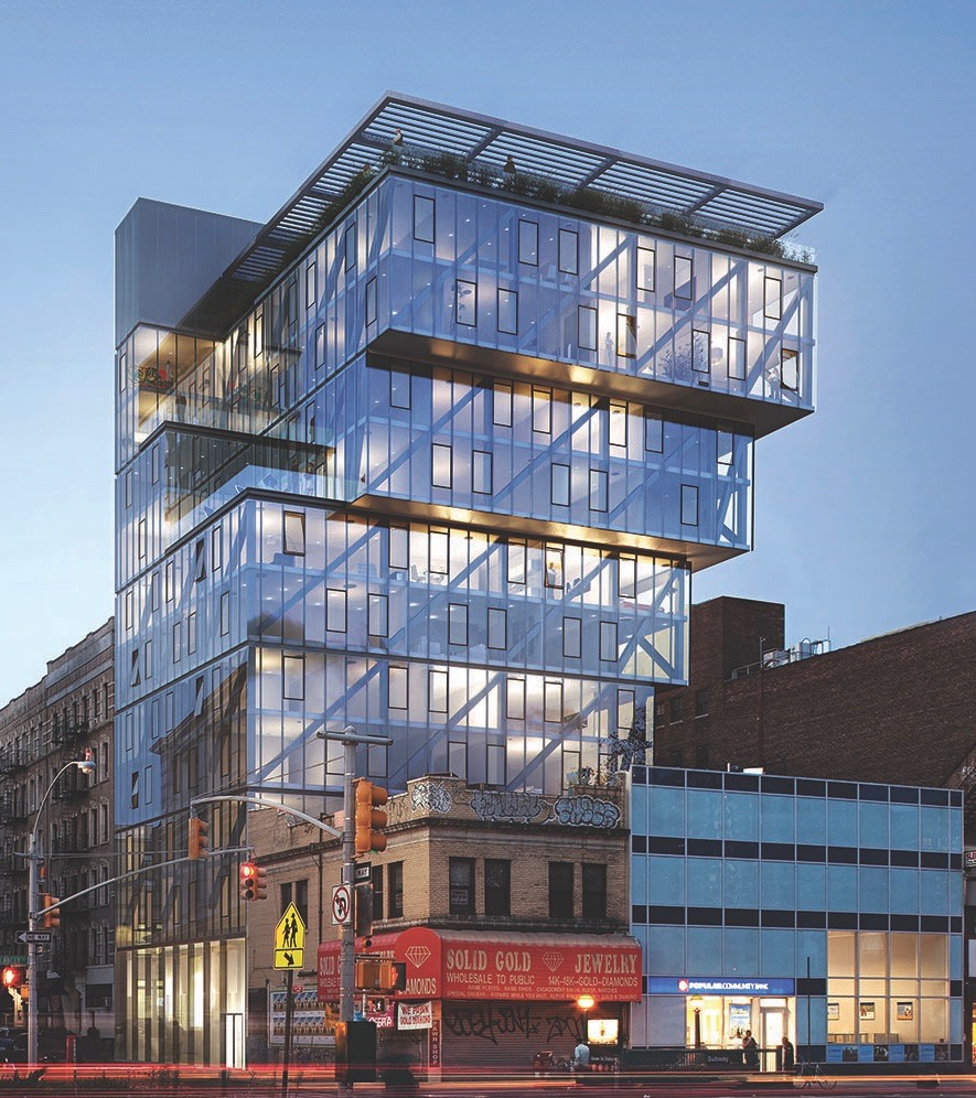 Contract Signed 100 Norfolk St | 10C|$1,402,000|