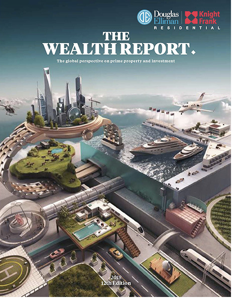 2018 Wealth Report | Douglas Elliman & Knight Frank Residential