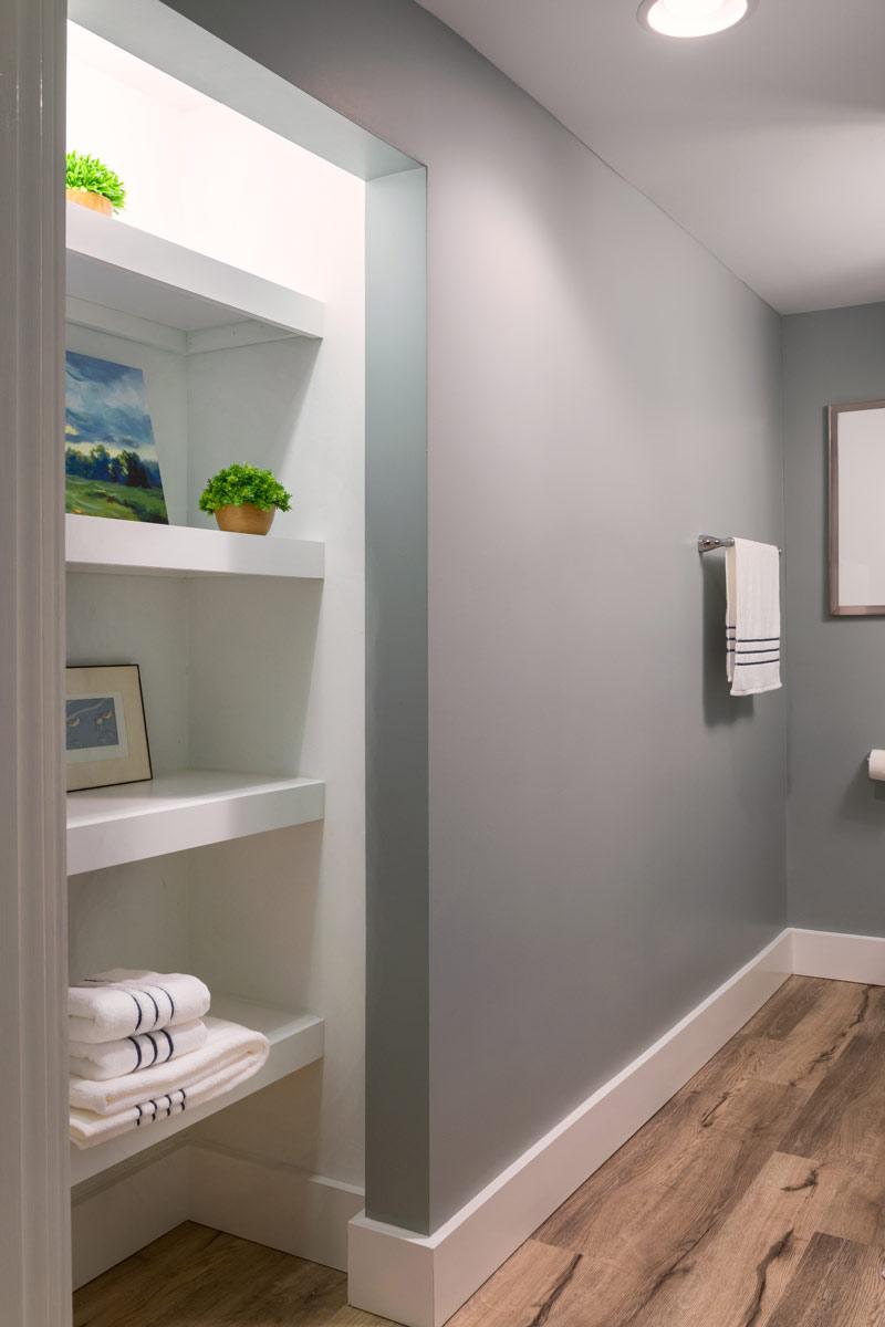 Tempel Basement Bathroom