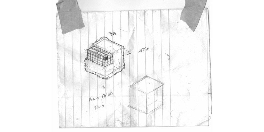 Preliminary Sketch 2011
