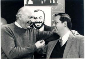 Giorgio Tozzi and Walter Rudolph, 1988