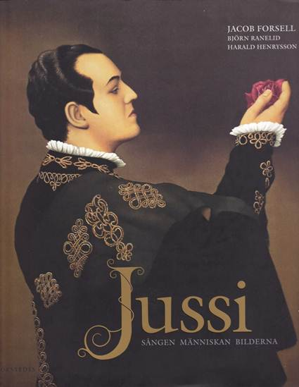 JUSSI  by Jacob Forsell, Harald Henrysson and Bjorn Ranelid  $50