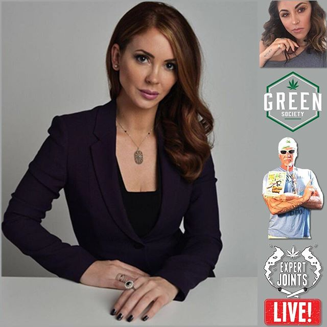 "Catch your Coven Club Sisters 🔮👯 @sarahleamonlaw and @tamustolbie on @expertjoints LIVE ""Legal Society"" this Thursday at 4:20PT! @sarahleamonlaw will weed through all the smoke and mirrors and answer all of your burning 🔥 questions!  #ExpertJointsLIVE  #WomenAndWeed #WomenInWeed"
