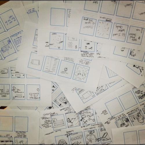 Collaborative Brainstorms    Design Studio · Affinity Diagram · Empathy Map · Journey Map · Personas