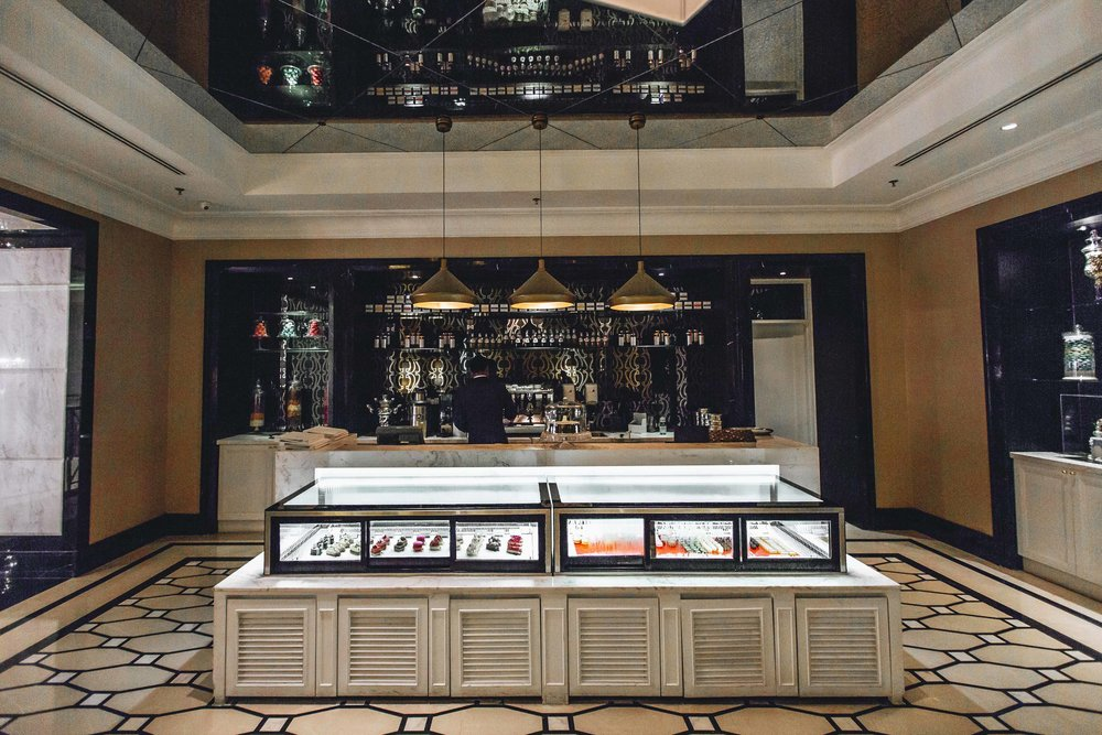 Ritz Carlton Luxury hotel Kuala Lumpur