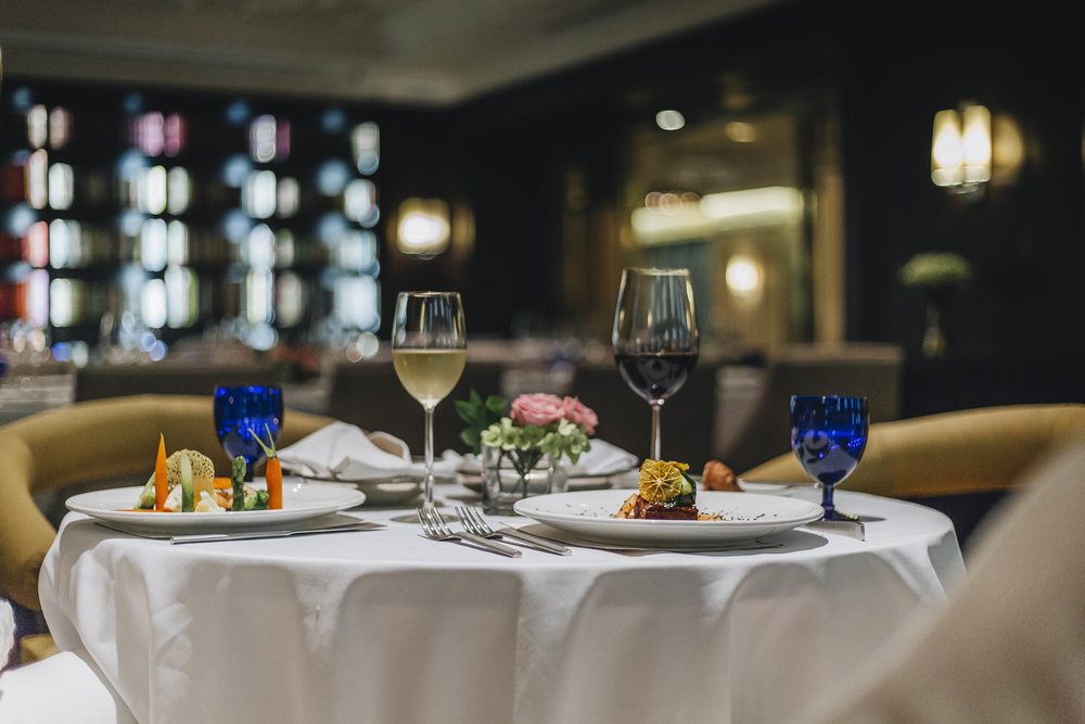 Luxury Hotel Ritz Carlton Kuala Lumpur Fine Dining Foodie