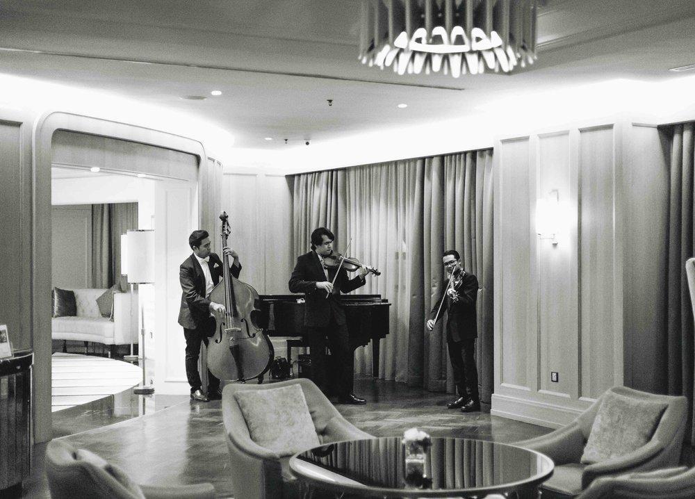Luxury Hotel Entertainment Live music Kuala Lumpur Ritz Carlton