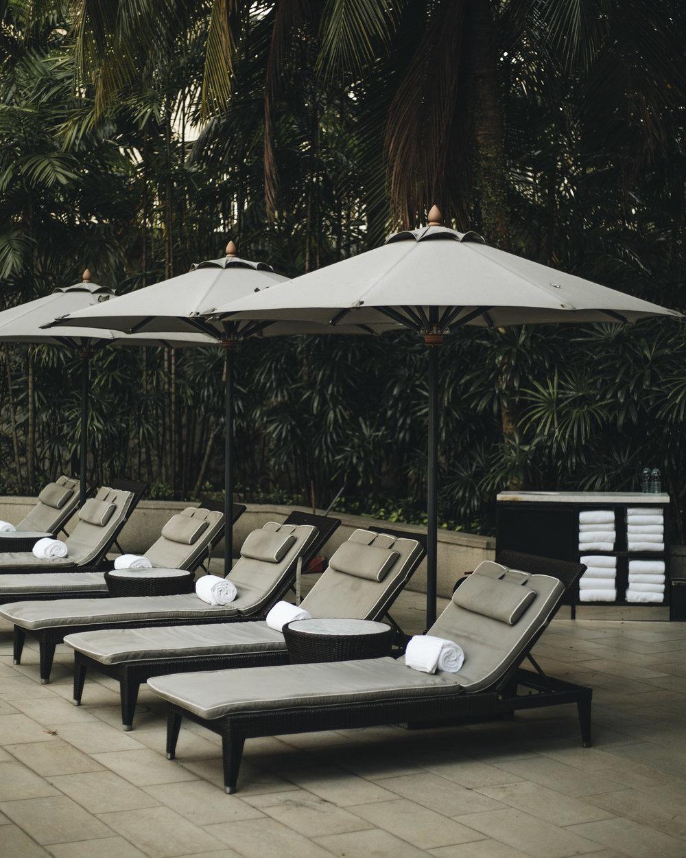 Luxury Hotel Kuala Lumpur Epic Pool Spa