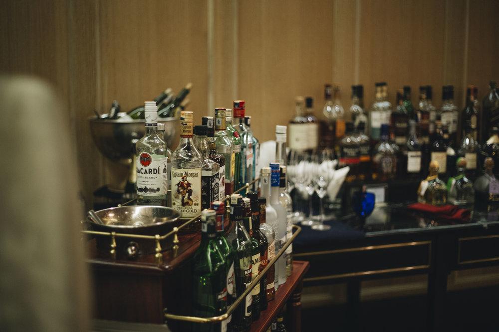 Luxury Hotel Bar Cocktails Kuala Lumpur Ritz Carlton