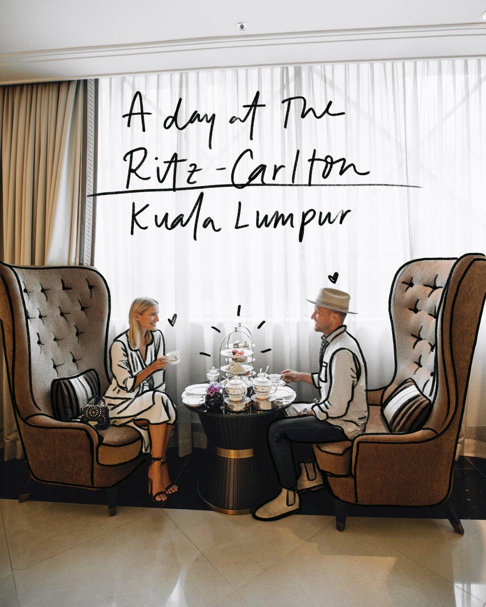 Luxury Hotel Design Kuala Lumpur Ritz Carlton