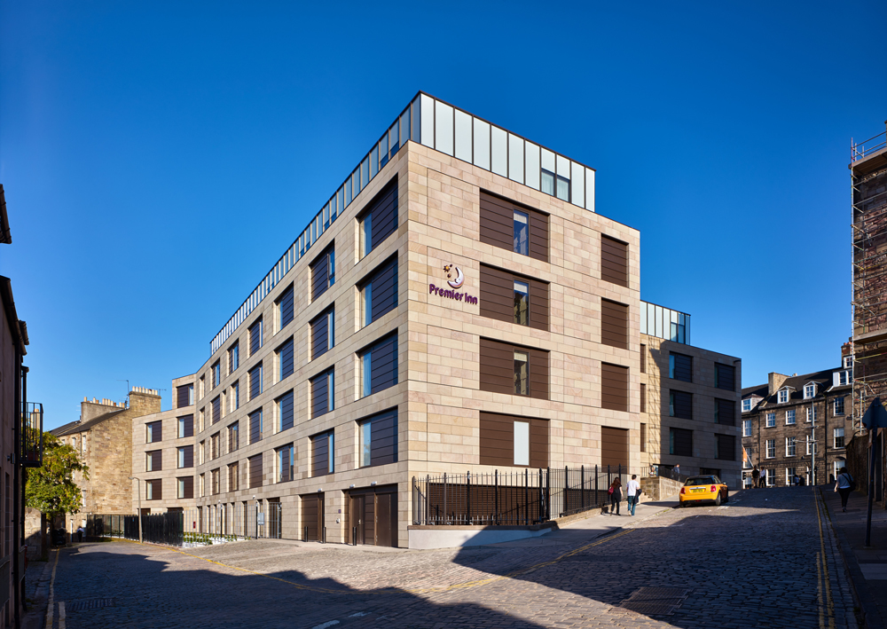 Premier Inn, Edinburgh