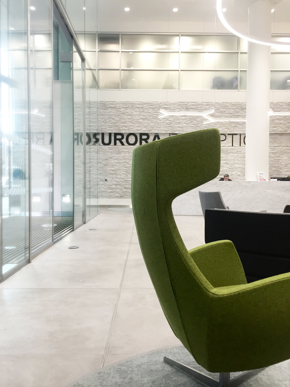 Aurora Reception