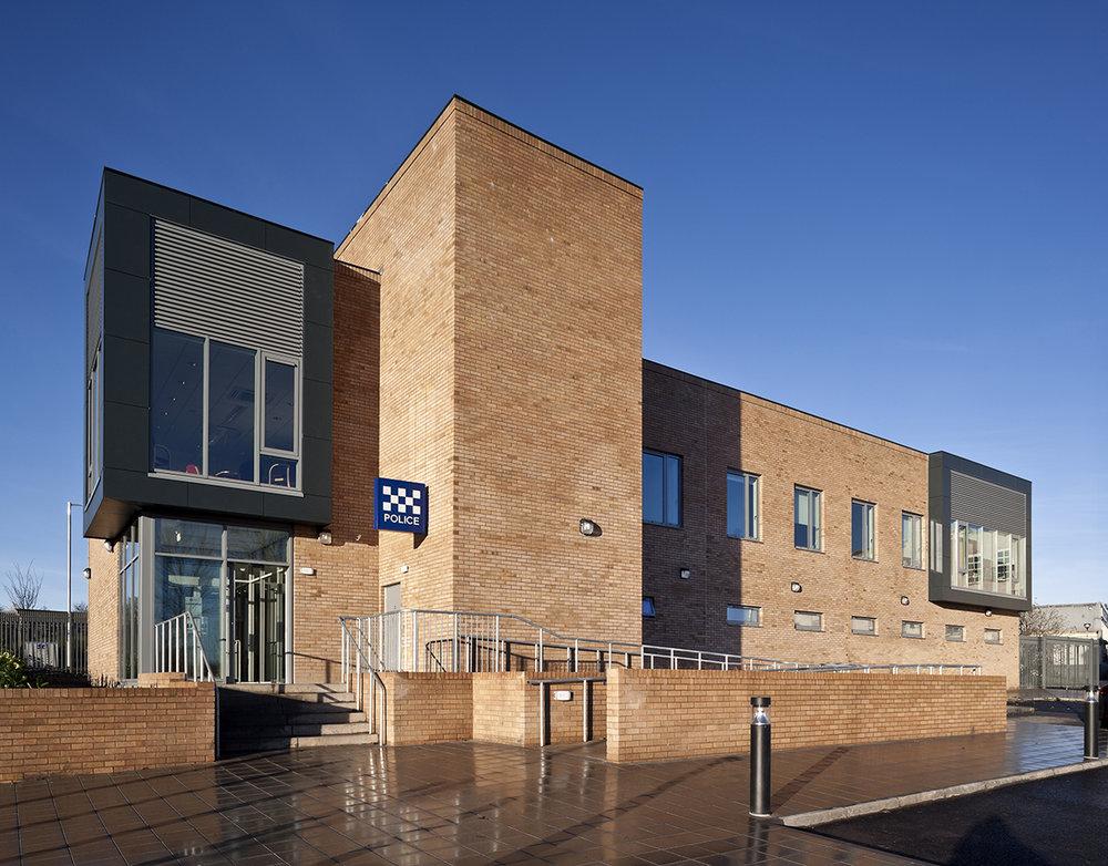 Community Police Station
