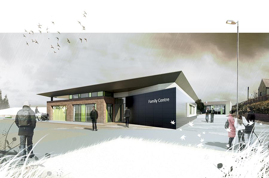 HMP Grampian Family Centre
