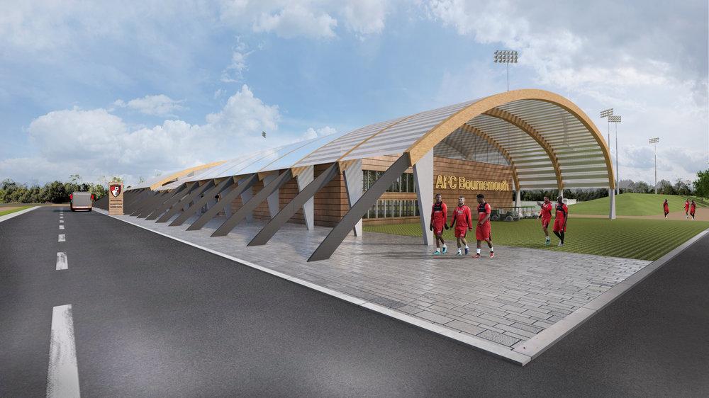 AFC Bournemouth Training Centre