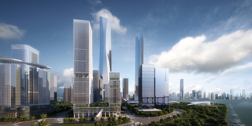 Hengqin Headquarters